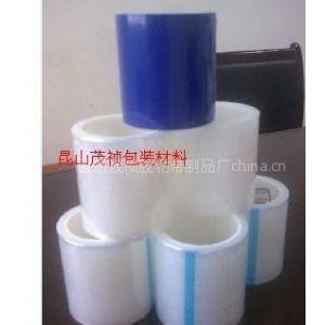供应玻璃静电膜 镜片PE静电透明膜 自粘膜