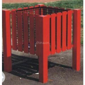 供应广州户外垃圾桶 高档户外分类垃圾桶