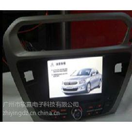 供应雪铁龙全新爱丽舍专车专用DVD车载GPS导航仪 14款原厂导航