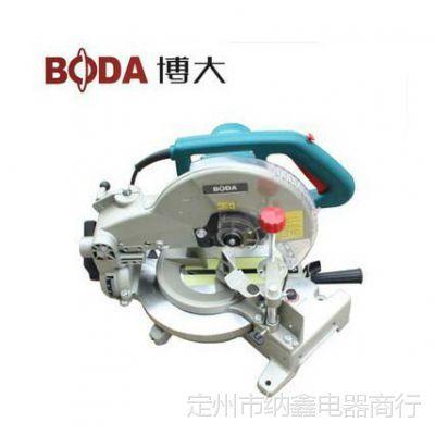 博大M255锯铝机界铝机型材切割机切铝机介铝机齿轮斜切 电动工具