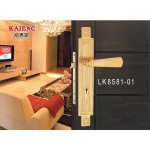 供应纯铜门锁 门锁品牌 防盗门锁芯 锁芯 机械门锁 安全门锁 广东锁具