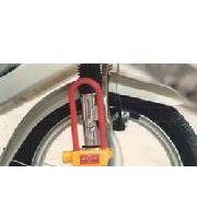 供应323电动车摩托车 防盗报警锁