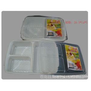 供应广告快餐盒 塑料快餐盒 一次性快餐盒 高档快餐盒