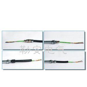 供应镀锌钢管/塑胶浪管/电缆穿线管接头连接密封解决方案