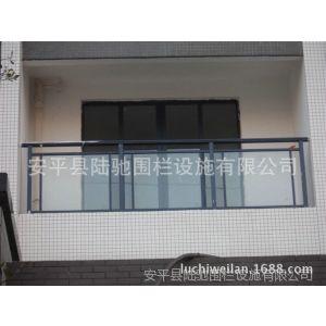 供应长期销售 热镀锌钢建筑阳台护栏 阳台护栏型材