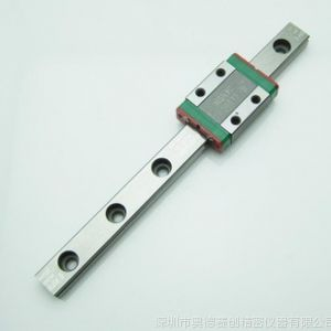 供应台湾上银 MGN9C微型直线导轨 精密机械迷你型滑块 hiwin微轨