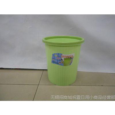 压圈纸桶/纸篓/垃圾桶/圆的收纳桶/卫生间纸篓/杂物桶/垃圾桶酒店