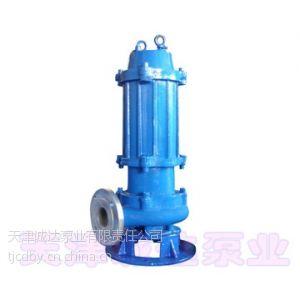 供应天津耐高温潜污水泵