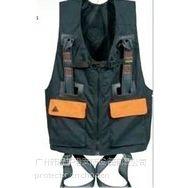 供应代尔塔501554马甲安全带|防寒安全带|低温|拉链安全带 两节点