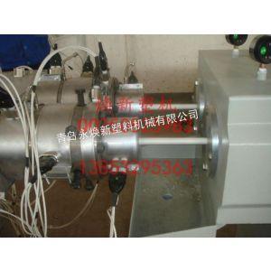 供应建筑PVC下线管机器