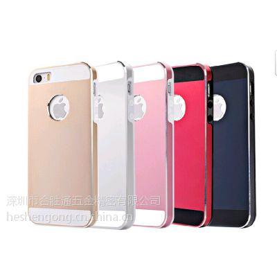 韩国iPhone 4 4s 拉丝壳 金属拉丝保护壳