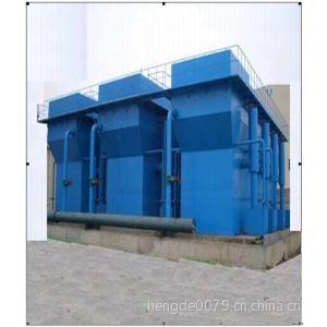 供应供应恒德HD系列一体化自动反冲净水器