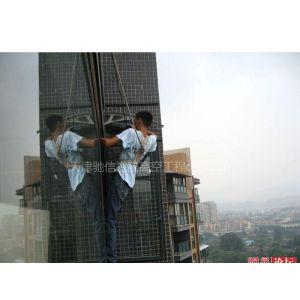 天津维修安装玻璃幕墙 专业幕墙拆改维修更换改造安装