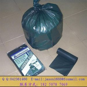 供应黑色环保垃圾袋,尺寸:80*120cm