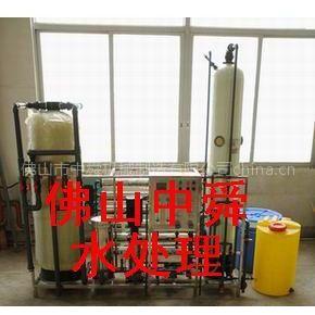 供应玻璃清洗纯水机-反渗透水处理设备