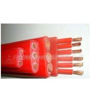 供应耐高温硅橡胶扁电缆