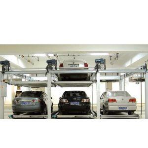 供应两层机械式立体停车库