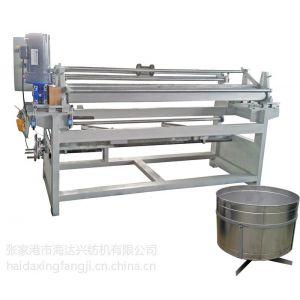 供应【国内专业技术】胶带厂家专用全自动直斜纹卷布机