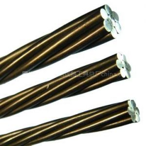 供应镀锌钢绞线 电缆挂钩 单槽夹板