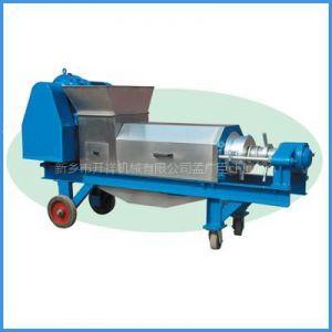 供应压榨机-酒及饮料生产设备压榨机尽在新乡开祥机械