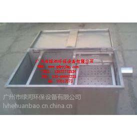 供应隔油池的工作原理与安装价格