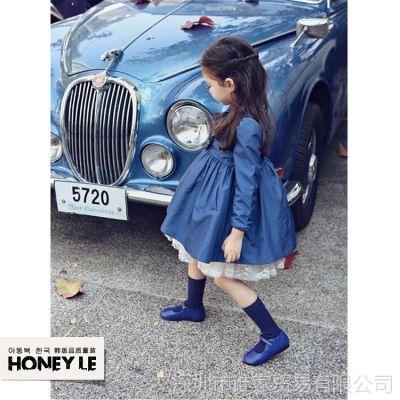 厂家直销2014秋季新款 韩版时尚压轴风衣 外贸女童风衣 一件代发