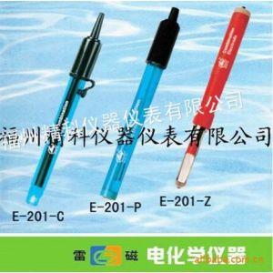 供应【上海精科】ph配套电极E-201-c可充式复合电极