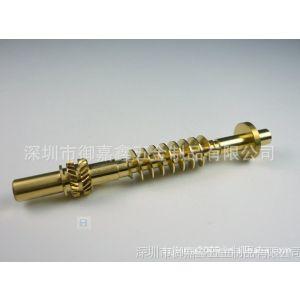 供应复杂蜗杆 多头蜗杆 中控锁蜗杆 蜗轮蜗杆 斜齿蜗杆 多螺纹蜗杆