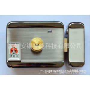 供应广州番禺顺德 IC/ID刷卡门禁一体锁出租屋专用刷卡锁电控锁厂家