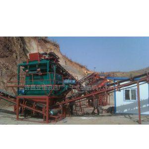 供应高山地区无水地区处理能力磁力强河砂干选磁选设备