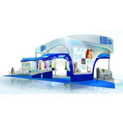 2018轴承装备展览会暨上海国际供需对接会展台设计搭建 九重天展览公司