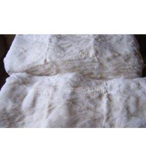 常年供应兔皮整板褥子、批皮褥子
