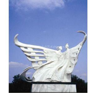 供应纪念性雕塑-牛郎织女