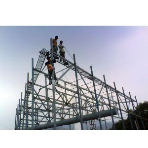 供应通州擎天柱制作安装单立柱制作安装