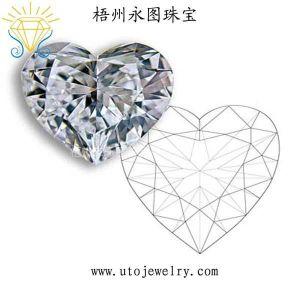 供应梧州人造锆石 宝石