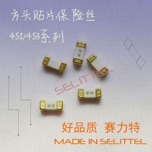 供应力特451/453方头贴片保险丝 62mA-15A贴片保险丝/2.69*6.1mm