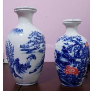 供应景德镇陶瓷酒瓶,白酒酒瓶