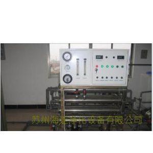 产品清洗用高纯水处理设备|工业用水处理装置|苏州海