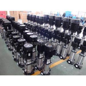 供应CDLF-4不锈钢多级泵 高压冲洗泵