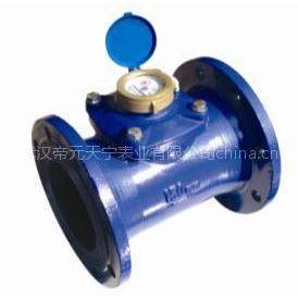供应水平螺翼可拆卸干式冷(热)水水表