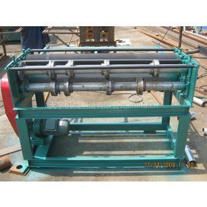 河北天宇机械厂长期供应1.2米胶轴分条机(三刀),欢迎您的订购!