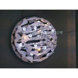 供应现代简约水晶灯 客厅灯卧室灯 过道玄关灯走廊吸顶灯灯饰灯具