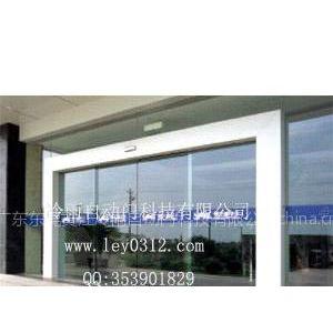 供应武汉良治平移自动门(L-07) 平移玻璃自动门 感应电动门生产厂家 别墅开门机批发