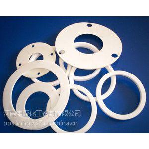 供应河南申亚化工专业生产四氟垫 四氟板 四氟密封圈 价格优惠