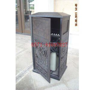 供应户外家具用,公共场所家具,铸铝垃圾桶