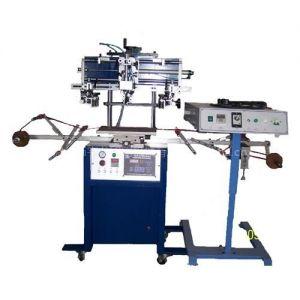供应YLS-350SD 丝带单色连续丝印机