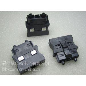 供应三菱MR-J3BUS光纤插头PF-2D103 AMP1123445-1连接器MR-J3BCN1