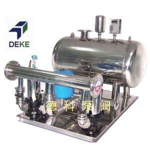 供应XWG型无负压供水设备