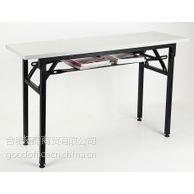 供应简易的折叠桌,方形钢管桌子,长方形课桌,培训桌,场外活动桌