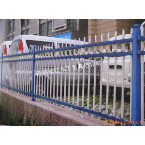 供应热镀锌静电喷涂护栏 栏杆 院墙护栏 院墙围栏